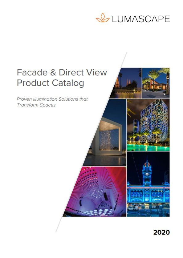 Facade & Direct View Product Catalogue (13.3 MB)